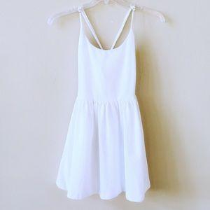"Guess ""Monaco"" Sleeveless Fit & Flare Dress"
